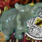 Amuletos chinos de la buena suerte 🐉