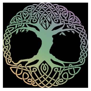 El Árbol Celta de la Vida