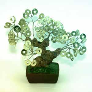 El árbol del dinero y tesoro