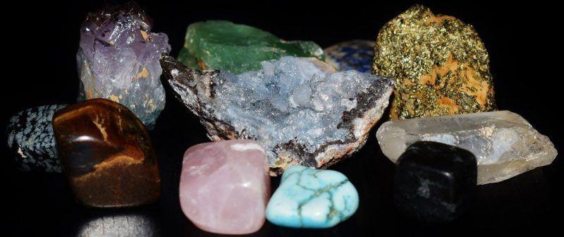 Piedras y cristales curativos