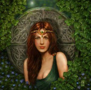 Dioses y Diosas Celtas