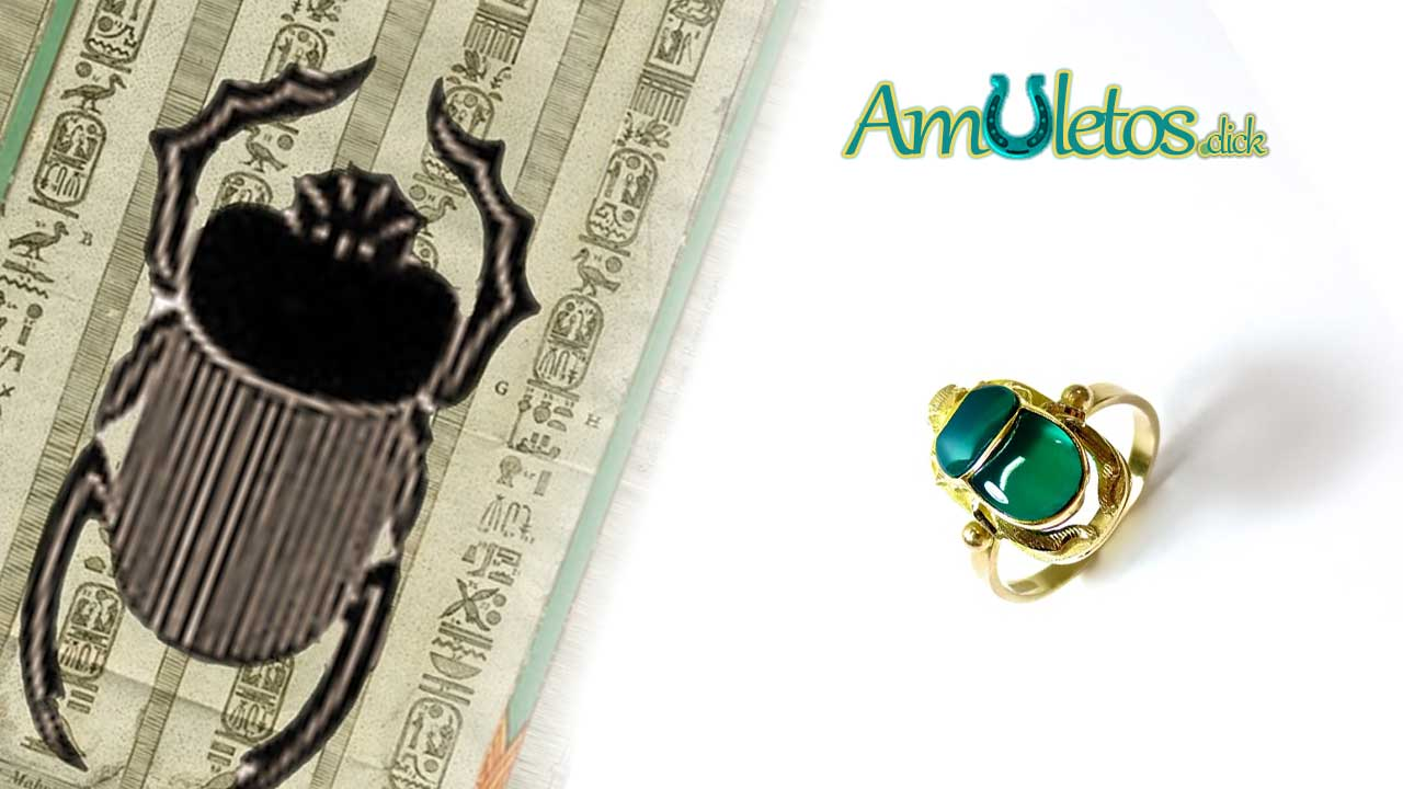 El símbolos del Escarabajo: El Talismán Solar