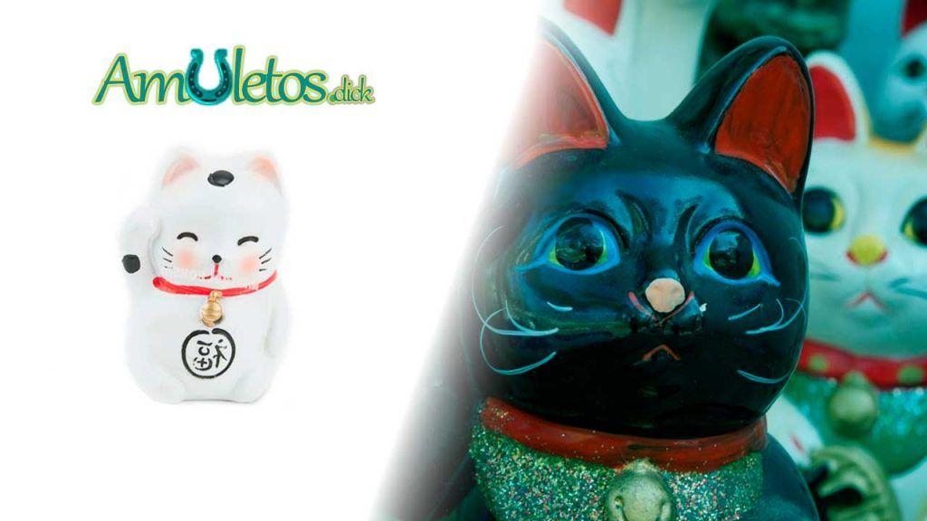 Maneki-Neko, el gato de la suerte de Japón