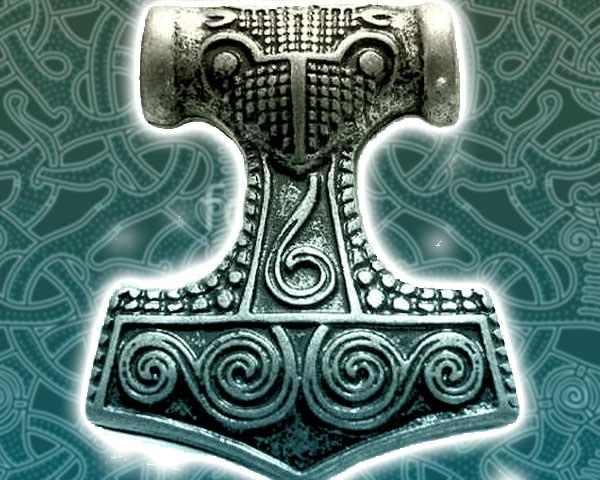 Martillo de Thor - Mjölnir