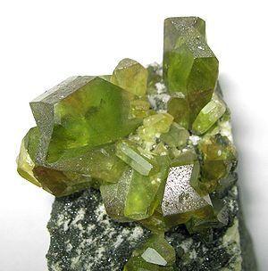 Piedra Titanita