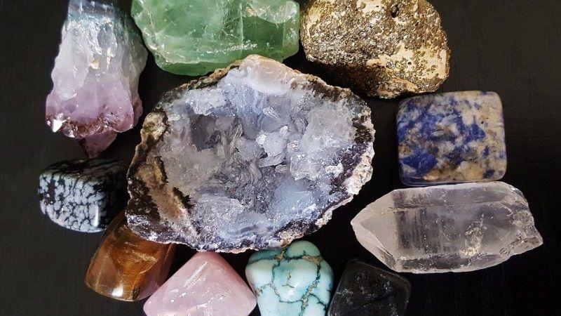 Cristales esotéricos