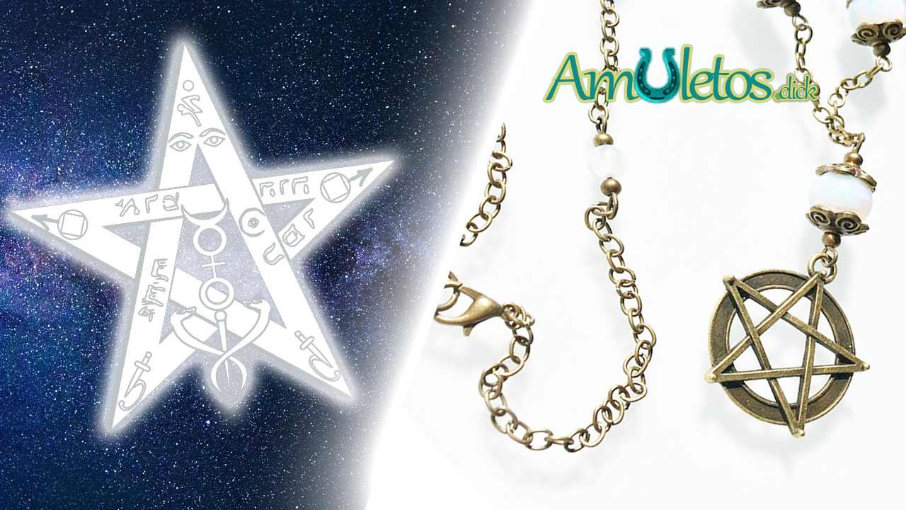 El Tetragramaton, Pentáculo o Pentagrama